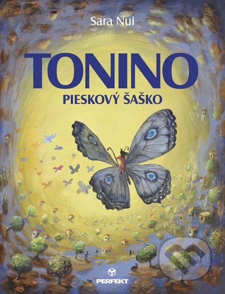 Tonino - Pieskový šaško (Sara Nui)