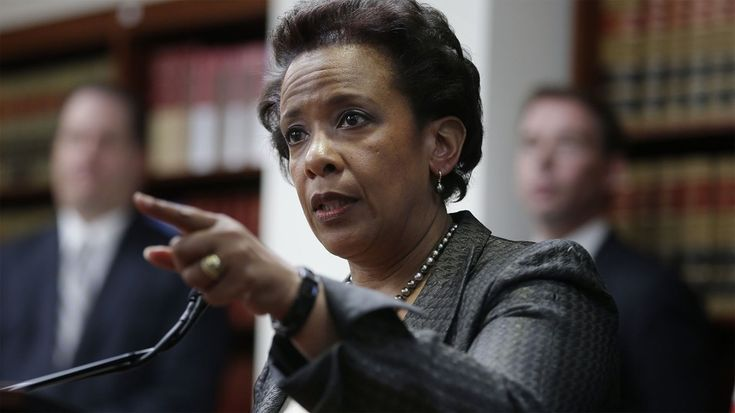 """Attorney General Loretta Lynch: """"Actions Predicated On Violent Talk"""" Toward Muslims """"Will Be Prosecuted"""""""