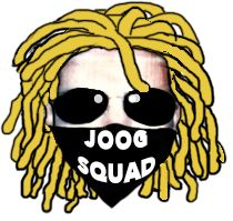 Pro skimboarder Jackson Tenney selling his JoogSquad stickers, etc. now online!