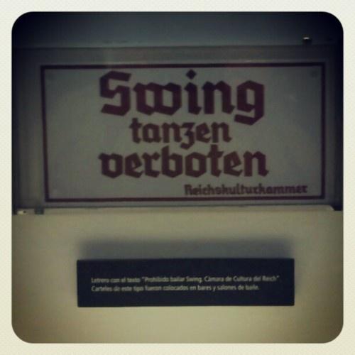 Prohibido Bailar Swing