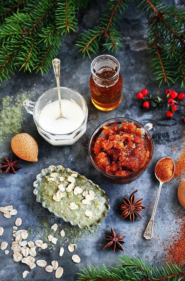 Litet Jul-Spa Med Ingredienser Från Skafferiet! Home Spa! - Evelinas Ekologiska