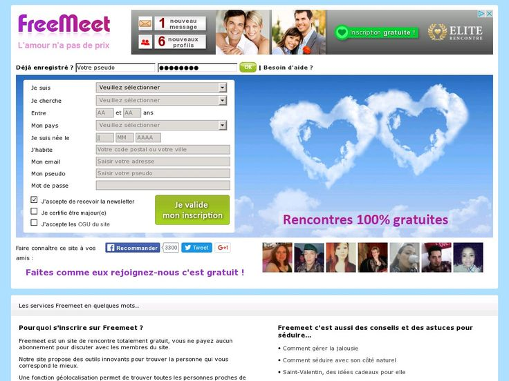 classement site de rencontre gratuit sites de rencontres gratuit et sérieux
