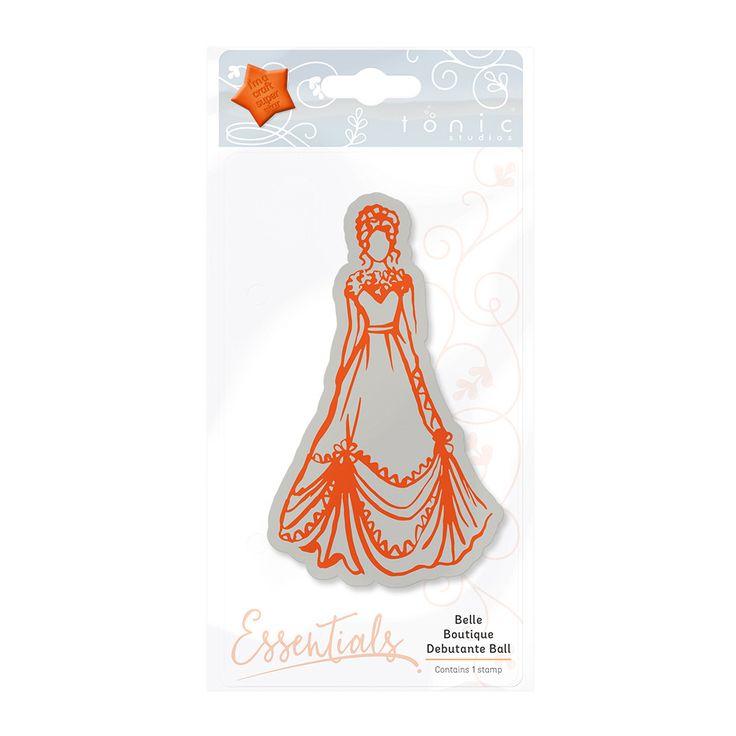 Essentials – Belle Boutique Stamp Set – Debutante Ball – 1210E