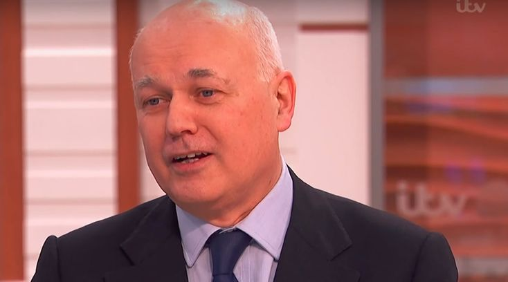 Brexit: Iain Duncan Smith admits attacking John Major without watching speech https://descrier.co.uk/politics/brexit-iain-duncan-smith-admits-attacking-john-major-without-watching-speech/