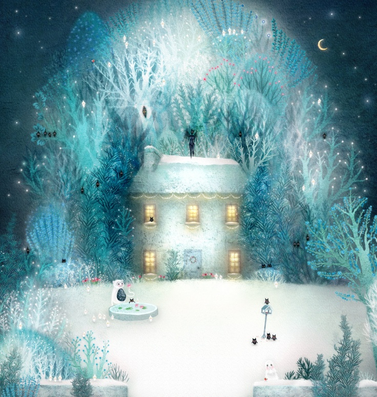 Lisa Evans - Winter