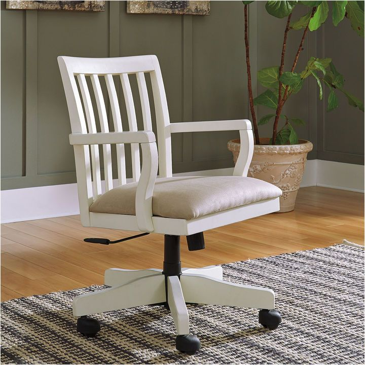SIGNATURE DESIGN BY ASHLEY Signature Design by Ashley Sarvanny Office Chair  Home office furniture