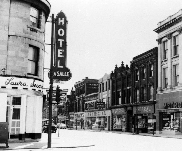 Old Kingston, Ontario, Canada