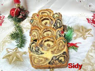 Cozonac cu nuca mac si caramel « In Bucatarie La Sidy