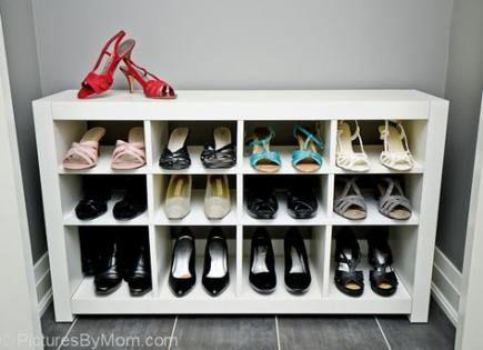 Ikea Kallax Shoe Storage 17 Ideas, Ikea Shoe Rack Storage