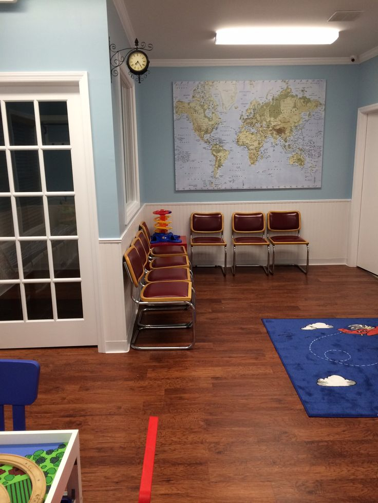 Waiting Room Design Ideas: 78+ Images About Pediatric Office Design Ideas On
