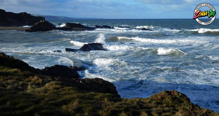 More gusty onshores today it's still messy! At least 5ft, staying pretty similar all day  Not another great day for surf but we have some offshores incoming tomorrow!  High Tide (am): 09:34 (6.6m) Low Tide (am): 03:26 High Tide (pm): 21:55 (6.3m) Low Tide (pm): 15:46  Once again there are some clean waves in the bay at the moment but they won't be around for long  Check out our full surf report and 7 day report here: https://www.zumajay.co.uk/surf-report