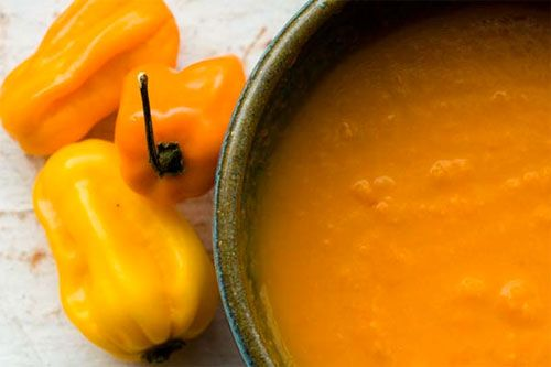 Habanero Hot Sauce recipe from The Homesick Texan