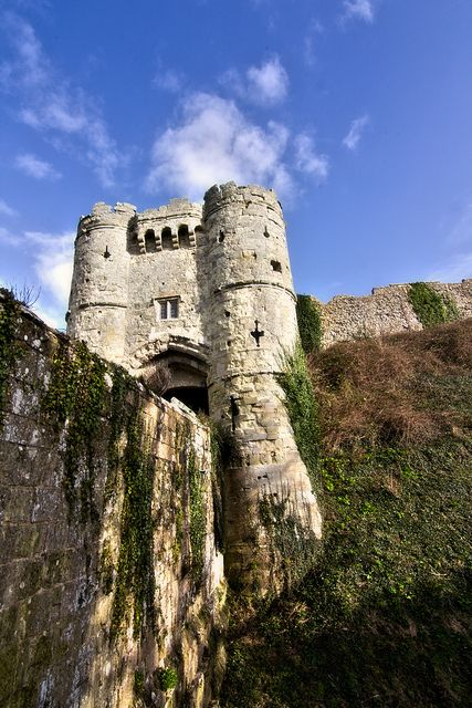 Carisbrooke Castle 040213 by Visit Isle of Wight, via Flickr