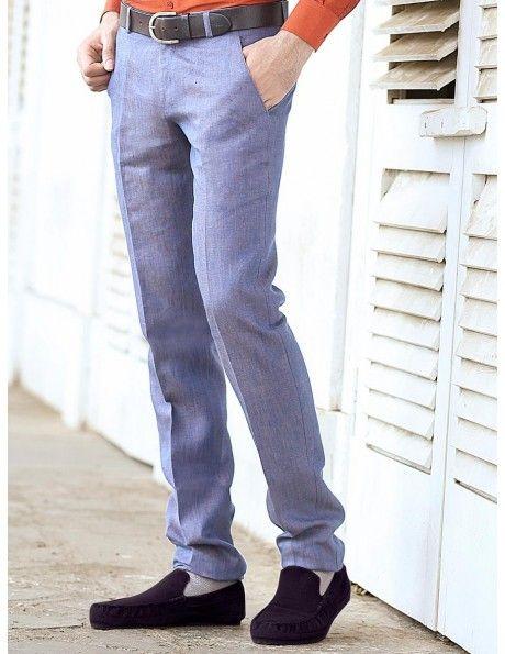 Buy Light Purple Formal Trouser Online. http://www.bharatplaza.com/mens-wear/trousers.html