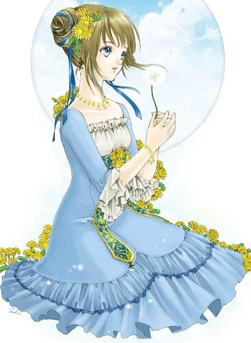 Princess by manga artist Shiitake.