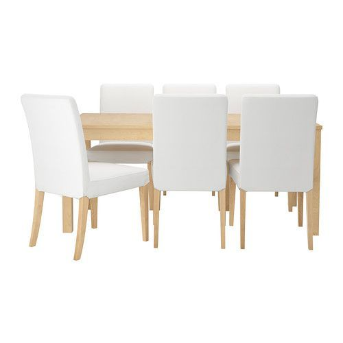 627 best home projects images on pinterest bricolage for Dining table set ikea usa