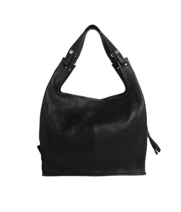 LUMI Eco Supermarket Bag XL BLK