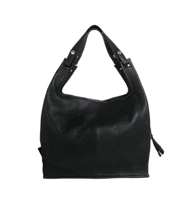 LUMI Eco Supermarket Bag XL BLK