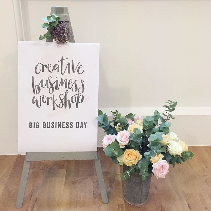 Creative Business Workshop . Big Business Day . { fabulously creative day courtesy of @deb_fabplaces  } . workshop#02 .