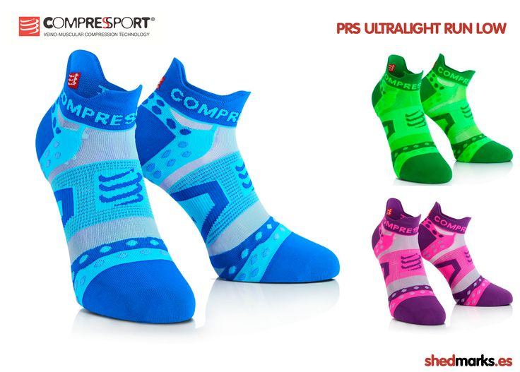 Calcetines de compressión de la marca Compressport PRS Ultralight Low http://www.shedmarks.es/calcetines-medias-de-compresion/4109-calcetines-compession-compressport-prs-ultralight-run.html