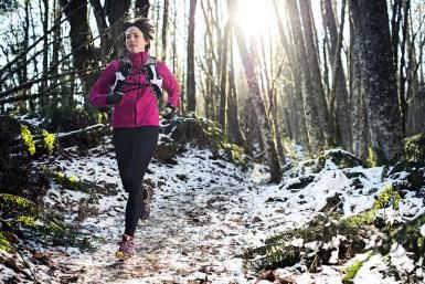 Tips for cold weather Running gear