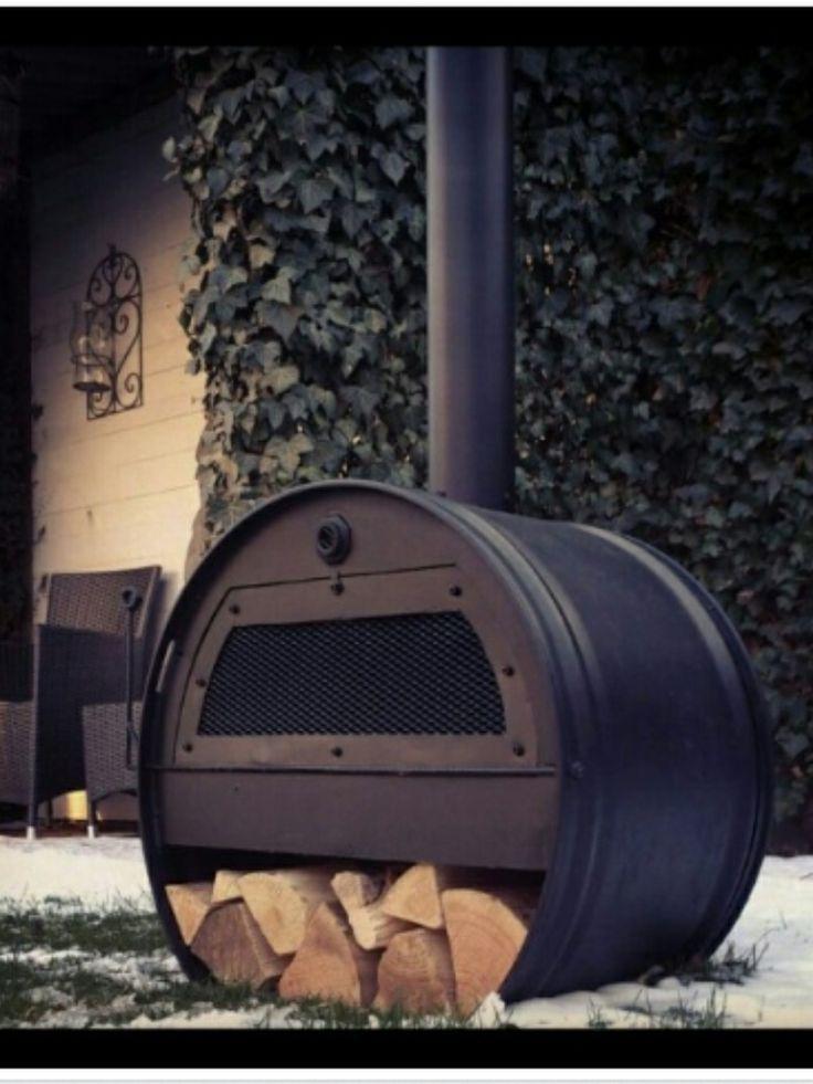 25 Best Ideas About Oil Barrel On Pinterest Metal