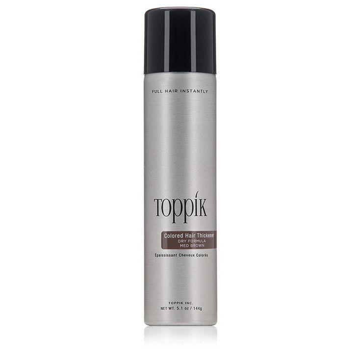 the 25+ best hair thickening spray ideas on pinterest | fine hair