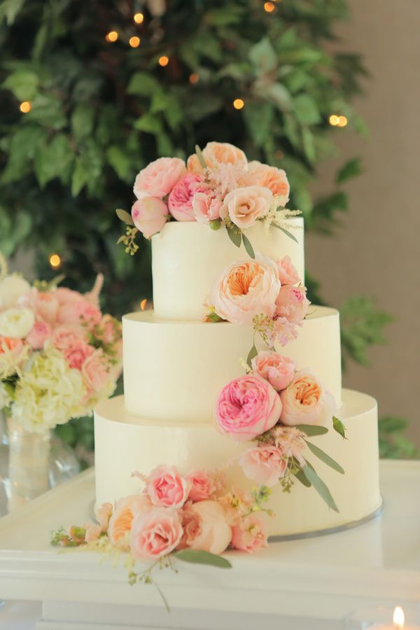 pink rose garden wedding cake 1000 images about cake with flowers on peony 18583