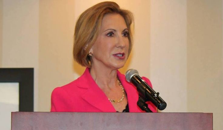 After Carly Fiorina incited a domestic terrorist into attacking Planned Parenthood and murdering a police officer, she needs to leave the public stage for good.