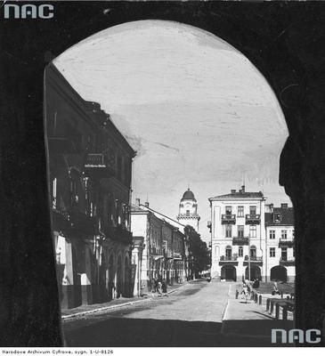 Lata 1918-1930...ul.Staszica