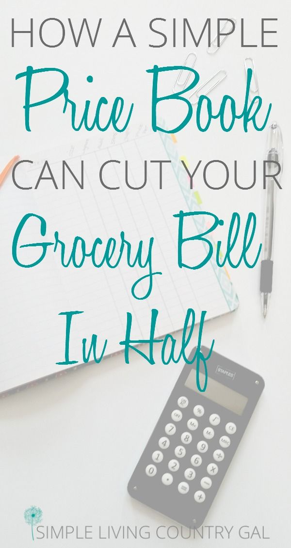 Learn to out smart the grocery stores by using a price book. Step by step guide for setting one up that will save you hundres off of your monthly food bill.