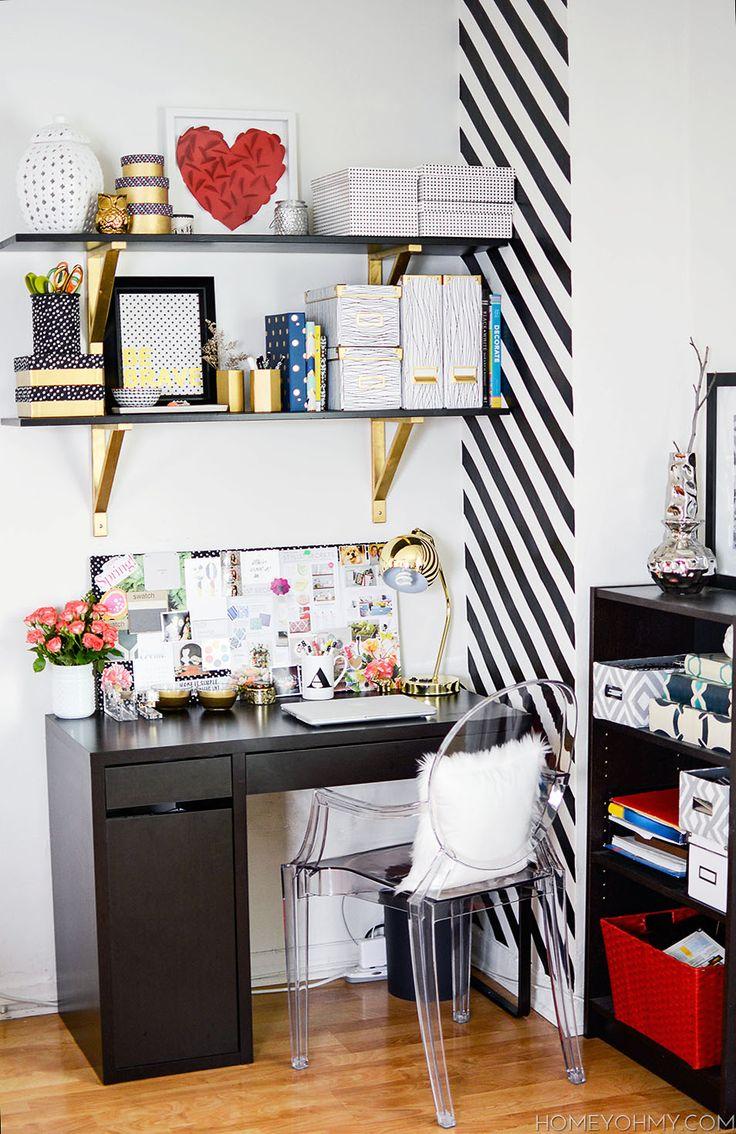 1000 images about modern home office on pinterest for Diy desk stuff