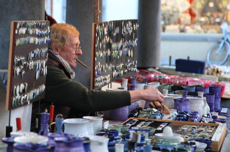 Seller in Brugge by Oleg Anisimov on 500px