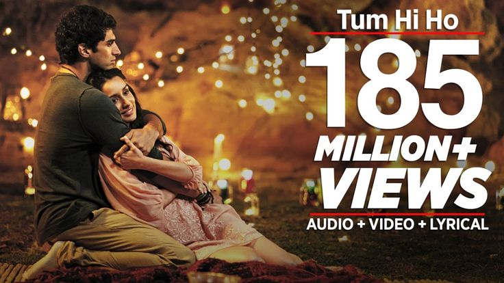 """Tum Hi Ho"" Aashiqui 2 Full Song With Lyrics | Aditya Roy Kapur, Shraddh..."