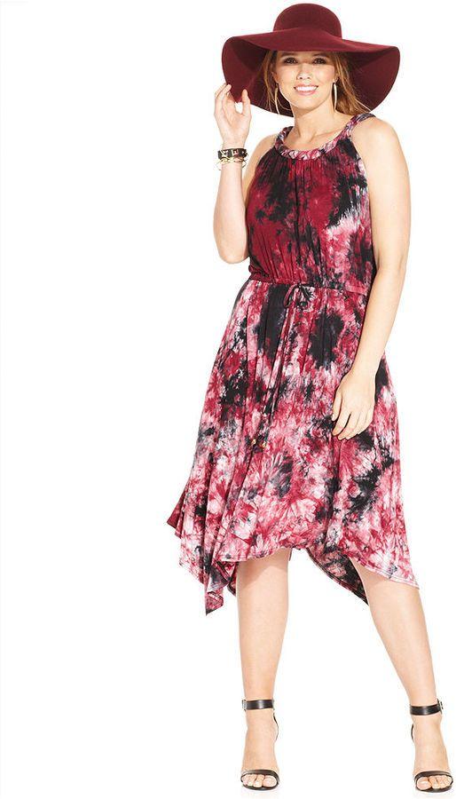 Plus size jewel tone dresses