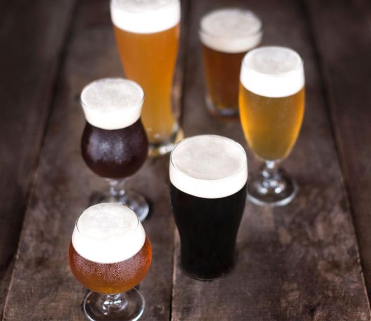 Stock your six-pack with these beers for a side of health benefits with your buzz.