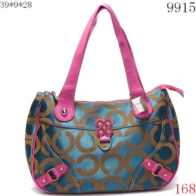 Wishlist: fashion Coach handbags collection!