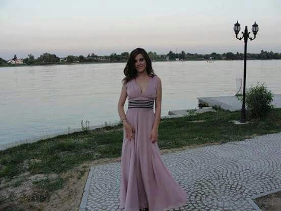 Pink dress by Marchi Fashion