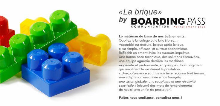 La Brique by Boarding Pass