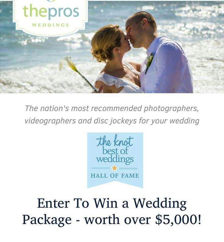 Win a DJ, Video, and Photography package from @TheProsWeddings (recipient of The Knot's Hall of Fame Awards!) #PutARingOnIt 💎💍📷🎥🎶✨ . . . #photography #photographer #TheKnot #FridayFeeling #sweepstakes #contest  #weddingplanning #bride #bridetobe #groom #Isaidyes #HePutARingOnIt #futuremrs #ShePutARingOnIt #SheSaidYes #giveaway #wedding #love #weddinginspiration #engaged