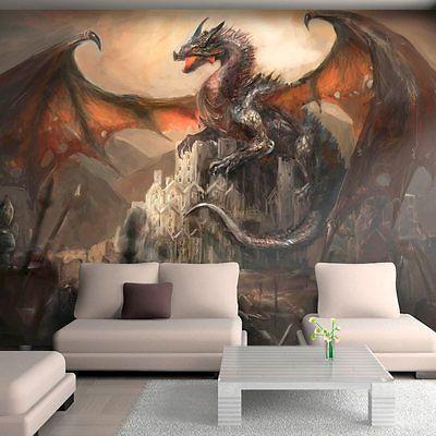 Details about 3d wallpaper xxxl! non-woven home wall decor mural art waterfall c-A-0006-a-b