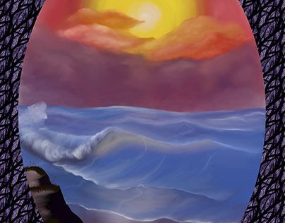 """Check out new work on my @Behance portfolio: """"A Pastel Seascape"""" http://be.net/gallery/55201883/A-Pastel-Seascape • #pastel #landscape #seascape #sea #beach #painting #travel #nature #ocean #sunset #sky #background #mountain #water #abstract #table #adventure #beautiful #view #summer #oil #coast #amazing #light #sunrise #color #calm #blue #beauty #natural #inspirational"""