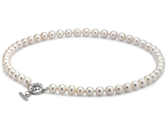 Chinese Cultured Pearl Necklace