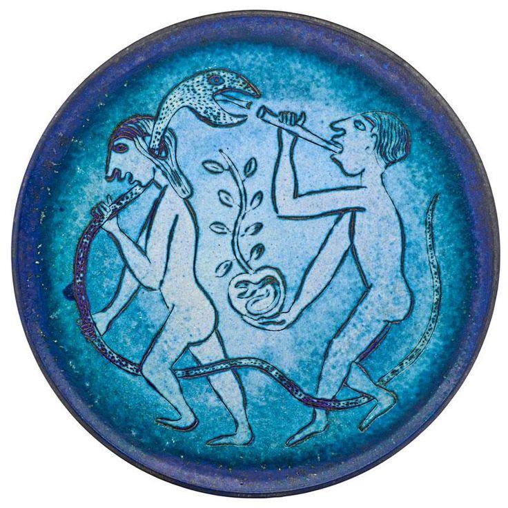 SCHEIER Adam and Eve charger - Price Estimate: $1500 - $2000