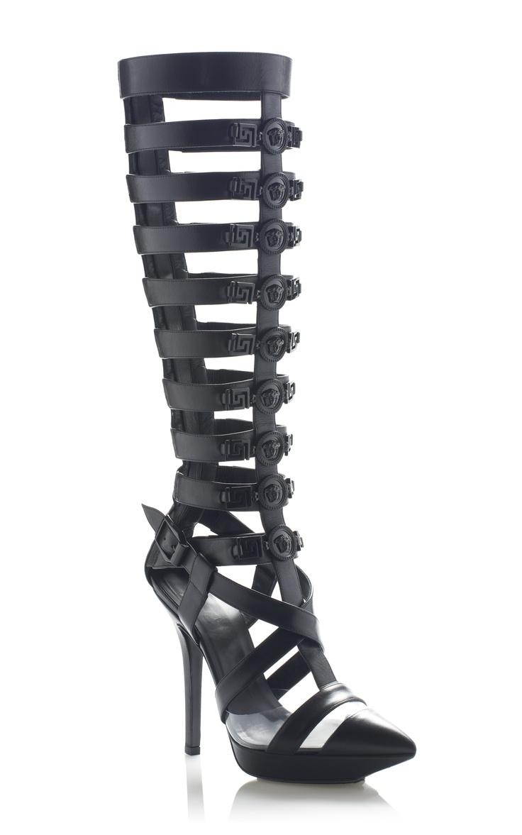OMG!!! Versace Gladiator Pump