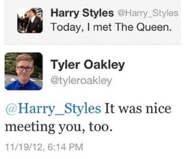 Tyler Oakley is literally my favorite person in this earth