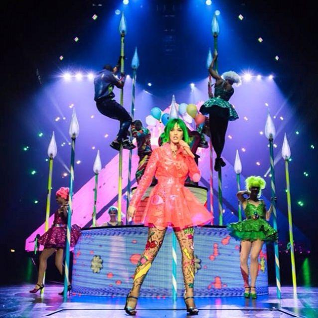 katy perry the prismatic world tour setlist - ค้นหาด้วย Google