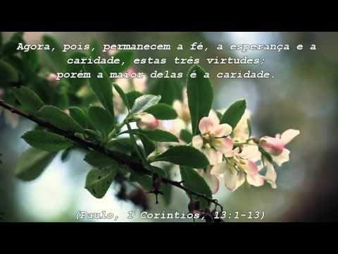 Caridade Segundo Paulo - O Evangelho Segundo o Espiritismo - Mensagem