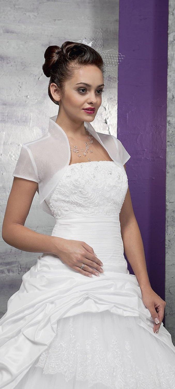 75+ best BRIDE & JACKET images on Pinterest | Hochzeitskleider ...