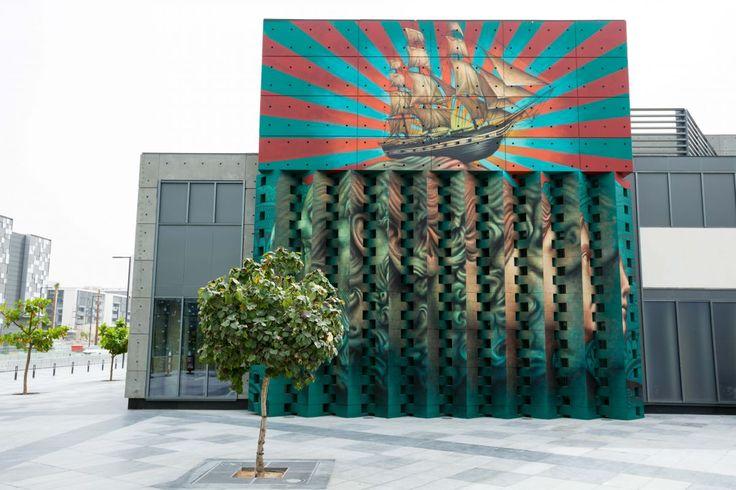 Dubai Walls - Beau Stanton